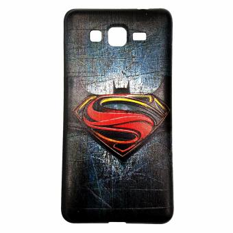 Harga Intristore Marvell Comics Sillicon Phone Case Samsung Grand Prime - 8