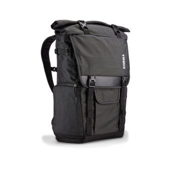 Harga Thule Covert DSLR Rolltop Backpack TCDK 101 - Darkshadow