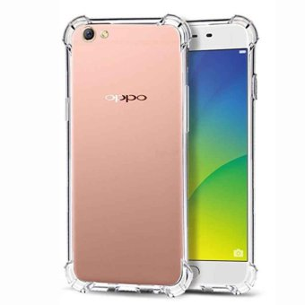 Harga Case Anticrack Case / Anti Crack Case / Anti Shock Case for OPPO A39 - Fuze / Fyber - Clear