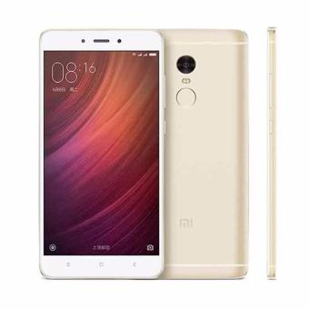 Harga Xiaomi Redmi Note 4 3GB/32GB LTE 4G - Gold