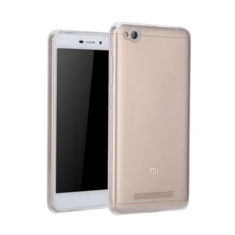 Harga Ultra Thin Softcase Xiaomi Redmi 4a - Clear