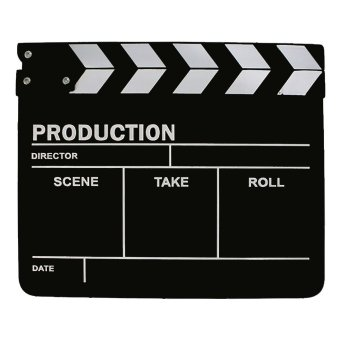 Harga Take Action Mica Clapper Board