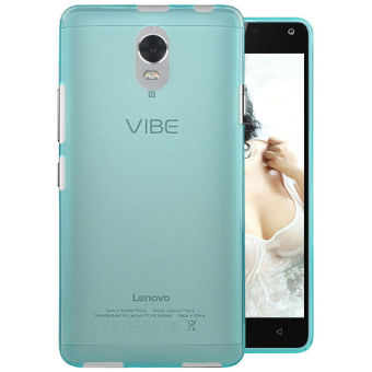 Harga TPU Phone Case for Lenovo Vibe P1 (Blue)