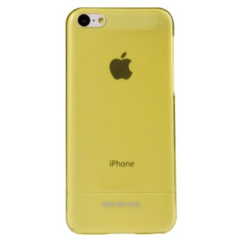 Harga Baseus Ultra-thin Case iPhone 5C Yellow