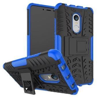 Harga BYT Rugged Armor Dazzle Case for Xiaomi Redmi Note 4 / Xiaomi Redmi Note 4X - intl