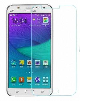 Tempered Glass Samsung Galaxy J1 Mini Screen Protector - Putih Transparant