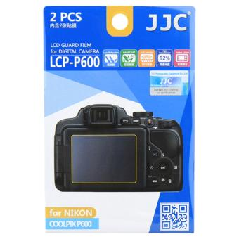 Harga JJC LCD Screen Protector Film for Nikon Coolpix P600 P900 P610 P900s P610s B700 - intl
