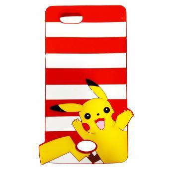 Intristore Pikachu Soft Sillicon Phone Case Oppo Neo 5
