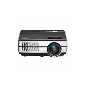 Harga Projector Home Theater EUG 600D Mini Pico 1500Lumens