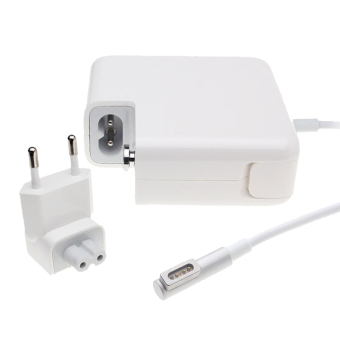 Harga Apple Original 85W MagSafe Power Adapter Adaptor Charger (for 15-17 inch MacBook Pro) Magnetic - Putih