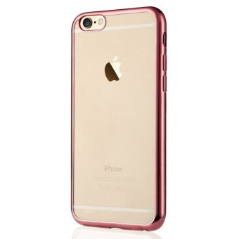 Harga Case Ultrathin Soft Case for Apple iPhone 6 Plus / 6s Plus - Rose Gold