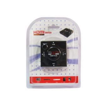 Harga HDMI Switcher 3 port Device Auto Switch - GRC-HDMI-SW31