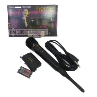 Harga Microphone Homic HM 308 Single Wireless