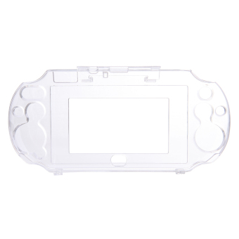 Harga Crystal Protect Hard Guard Shell Case For Sony PS Vita PSV(Clear) - Intl