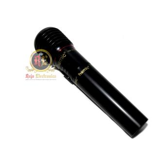 Harga Homic Microphone / Mic Single Wireless HM-308
