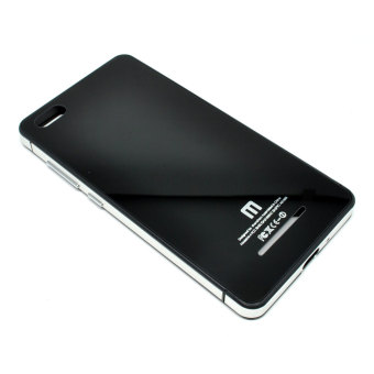 Back Door Glass Hardcase Xiaomi Mi4c - Silver
