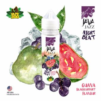 Harga Premium E Liquid Java Jazz - Night Beat 60Ml 3Mg