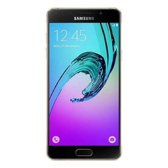 Harga Samsung a5 2016 - 16GB - Black Gold