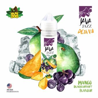 Harga Premium E Liquid Java Jazz - DeJavu 60Ml 3Mg