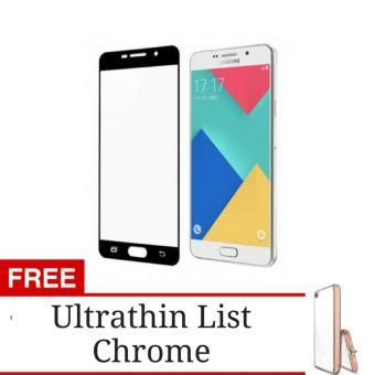 Review Dan Harga 3d Full Cover Colour Tempered Glass Screen Protector For Samsung Galaxy J5 Prime Black Gratis Ultrathin Ist Chrome Januari 2018