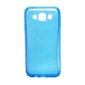 Harga Ultra Thin Softcase Samsung Galaxy J7 -  Blue