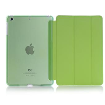 Harga Apple 2016 iPad Pro (9.7) / iPad Air 2 (ipad 6) case, Welink Ultra Slim Smart Cover PU Leather Case for Apple 2016 iPad Pro (9.7) / iPad Air 2 (ipad 6) (Green)