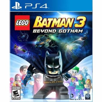 Harga Sony PS4 Games Lego Batman 3 Beyond Gotham