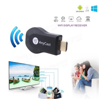 Harga Anycast Ezcast Media TV Stick Push Google WiFi Display Receiver Dongle