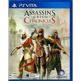 Harga Sony PS Vita Assassin's Creed Chronicles
