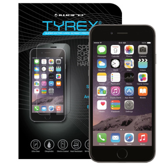 Harga Tyrex Tempered Glass for iPhone 6 Plus / iPhone 6 - 5.5""
