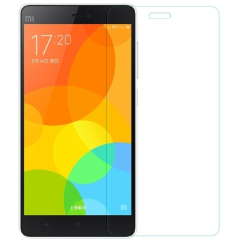 Harga Gerai Tempered Glass Screen Protector for Xiaomi Mi 4i / Mi 4i - Clear