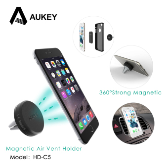 Harga AUKEY HD-C5 Magnetic Air Vent Holder