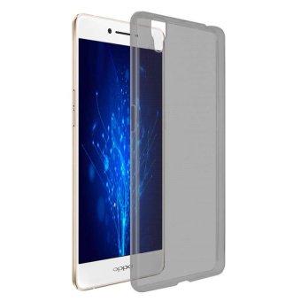 Ultrathin Softcase untuk Oppo R7S - Hitam Clear