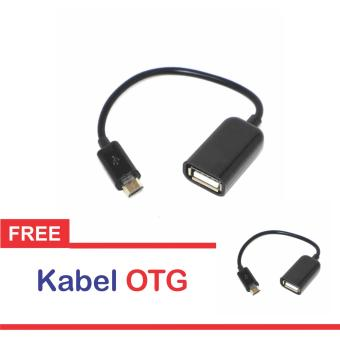 Harga OTG Cable Connect Kit Android + Gratis Kabel OTG