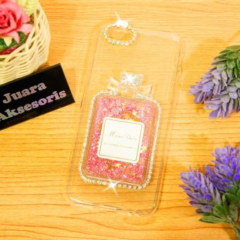 Harga Silicon W Glitter Parfum Phone Case For Iphone 6 / 6s