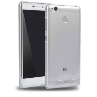 Harga Original Ultra Thin Case for Redmi 3 Pro - Hitam Transparant