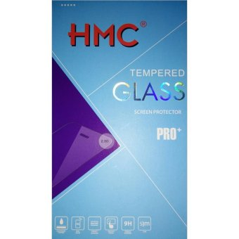 "Harga HMC Wiko Ridge Fab 4G - 5.5"" Tempered Glass - 2.5D Real Glass & Real Tempered Screen Protector"