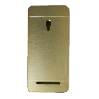 Motomo Hardcase For Asus Zenfone 5 Lite A502CG Rubber Polycarbonat Metal Hardcase Hard .