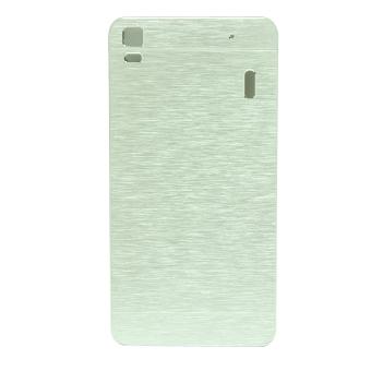 Motomo Metal Case for Lenovo A7000 - Silver