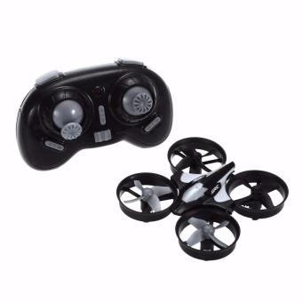 Harga Drone Mini JJRC H36 with Led 6-Axis Gyro Headless Mode RTF 2.4GHz