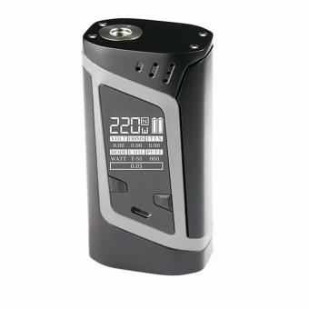 Harga SMOK Alien Box Mod 220W - SILVER [Authentic]
