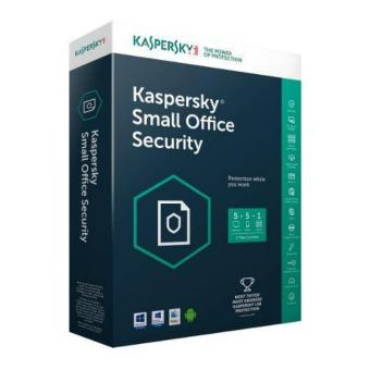 Harga Kaspersky Small Office Security 1 server + 5 user