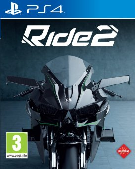 Harga Sony Computer Entertainment Playstation 4 Game - Ride 2