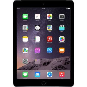 "Harga Apple iPad Air 2 Wifi Only - 64GB - 9.7"" - Space Gray"