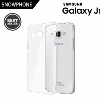 Harga CASING COVER HP TRANSPARAN JELLY SOFTCASE SAMSUNG J1- putih