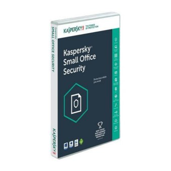 Harga Kaspersky Small Office Security 1 Server 5 Client