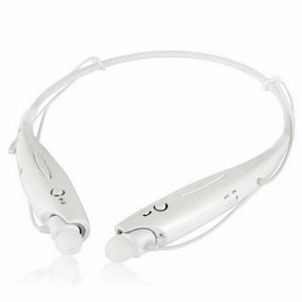 Harga Samsung Bluetooth Headset Two Channel MP3 Music Headphone - HBS-730