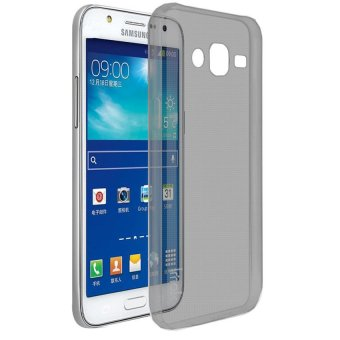 Harga Original Ultra Thin Case for Samsung Galaxy J3(2016) - Hitam Transparant