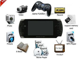 Harga Free 10000+ Games 8G MP5 Player 4.3inch Game Console