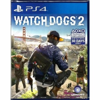 Harga Sony PS4 Watch Dogs 2